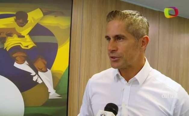 Sylvinho fala sobre preparação tática da Seleção Brasileira