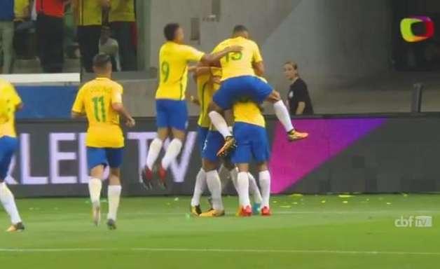 Veja bastidores do último jogo do Brasil nas Eliminatórias