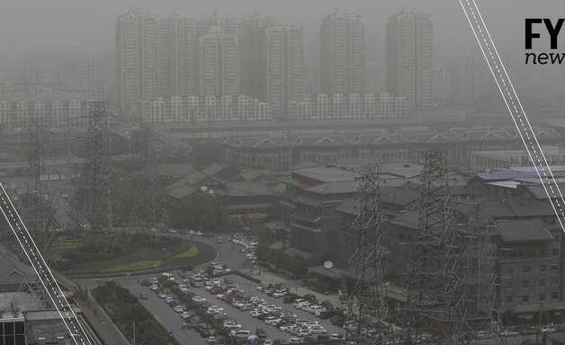 A poluição continua matando na China