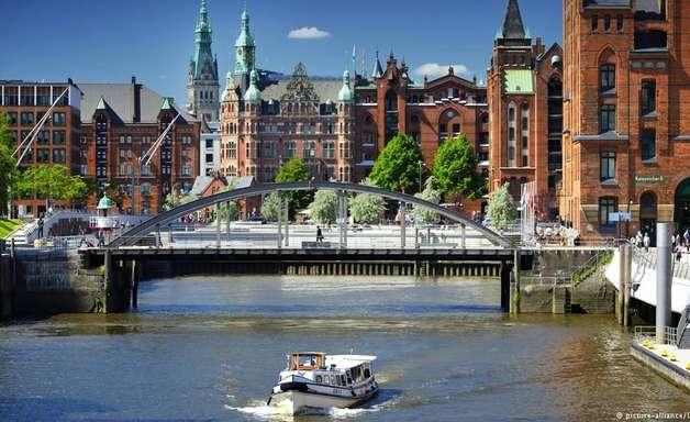Soluções inovadoras da cidade de Hamburgo