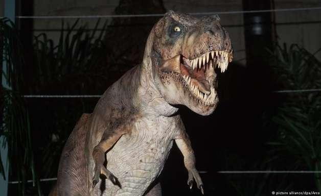 Por que os dinossauros eram tão grandes?