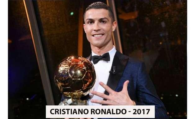 """Todos os ganhadores do prêmio """"Melhor do Mundo"""" da Fifa"""