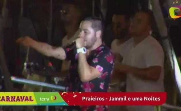 Jammil relembra os sucessos no Carnaval de Salvador