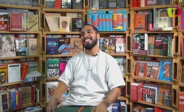 """Rashid sobre show no Lolla: """"No palco, dou 200% de mim"""""""
