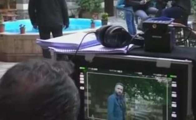 Câmeras de cinema voltam a rodar nos estúdios de Damasco