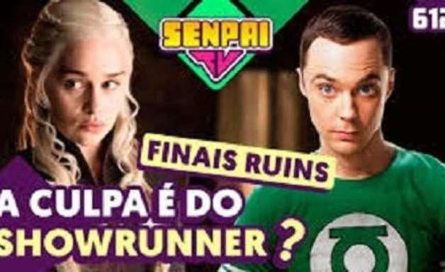Finais de séries de TV: a culpa é do showrunner?
