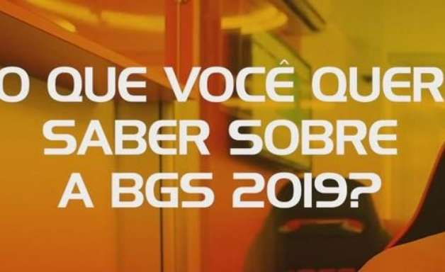 BGS RESPONDE #1 | BGS2019