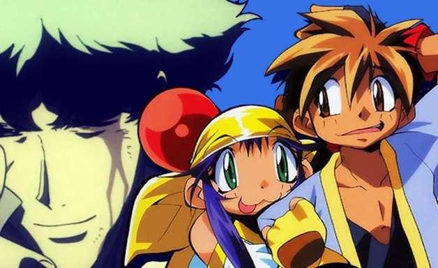Locomotion e os animes alternativos dos anos 90 no Brasil