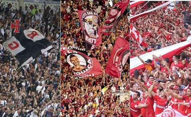 Veja o ranking dos 20 clubes com mais sócios-torcedores no Brasil