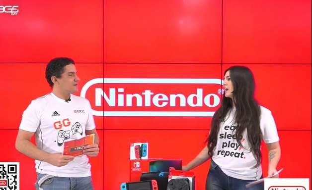 BGS: Nintendo traz Gameplay de Super Mario 3D World