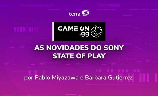 Novidades do State of Play