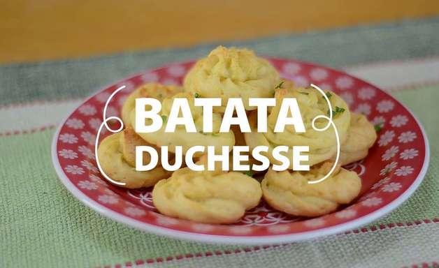 Batata duchesse