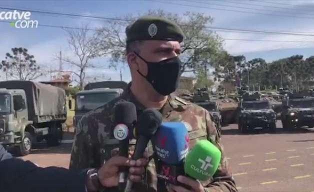 ONU avalia capacidade de manutenção da paz do Exército Brasileiro