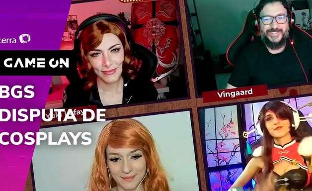 BGS Day: Disputa de Cosplay