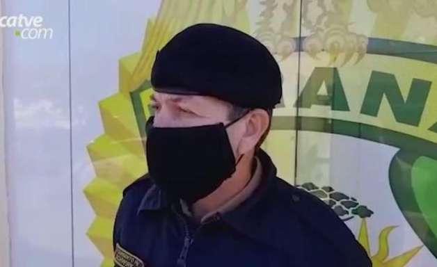 PM fala sobre situação de tráfico de drogas no Periolo