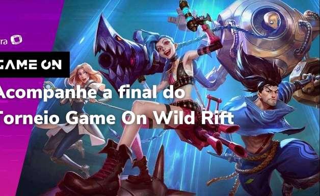 Assista a final do Game On Wild Rift