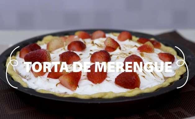 Torta de merengue