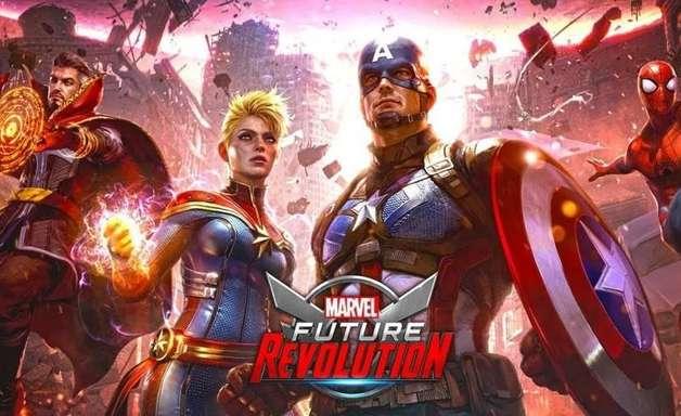 Marvel Future Revolution é lançado para celulares