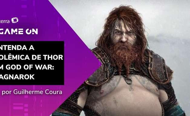 GameON Minute: A polêmica de Thor no novo God of War