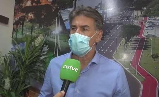 """""""Ferramenta de jornalismo de resultado,"""" diz Paranhos sobre o Portal Catve"""