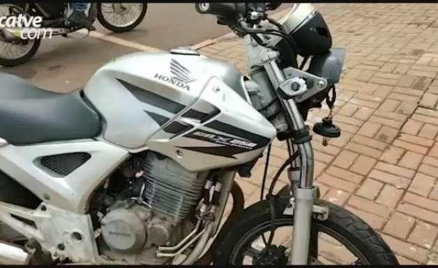 Motociclista fica ferido em acidente de trânsito no Bairro Cascavel Velho