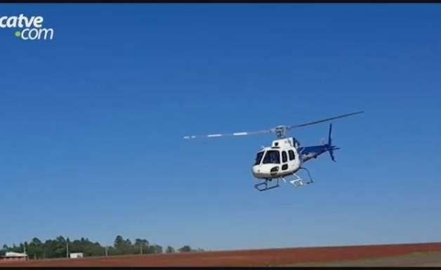 Vítima de acidente de trabalho em aviário é aerotransportada para Londrina