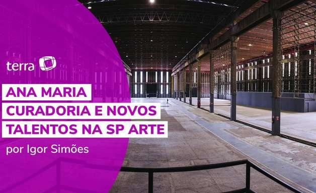 Ana Maria Maia: curadoria e novos talentos na SP-Arte
