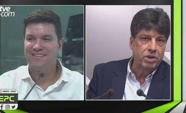 EPC recebe o Chefe da Casa Civil do Paraná, Guto Silva