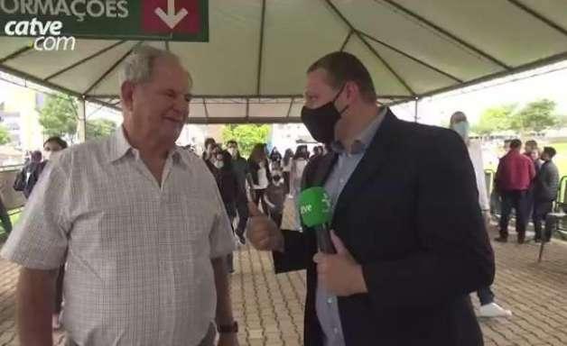 Assis Gurgacz recepciona candidatos ao Vestibular FAG 2022