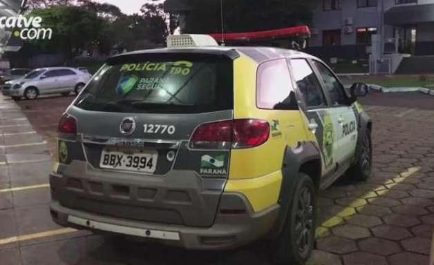 Homem de 39 anos é detido por porte ilegal de arma de fogo em Diamante do Sul