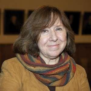 Bielorrussa Svetlana Alexijevic ganha o Nobel de Literatura