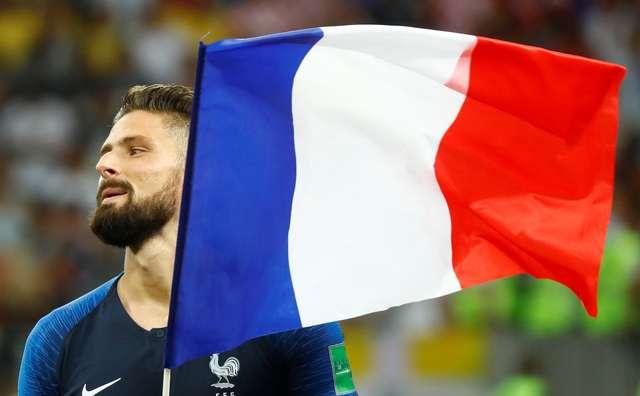 fc-26-reuters-kai-giroud COPA DO MUNDO: FRANÇA É A DONA DO PLANETA BOLA Esportes