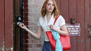 Look del día: Emma Stone en su personaje de 'La La Land'