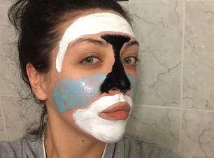 Mais cor, por favor! Foto de rosto pintado vira febre na web