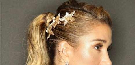 Gabi Pugliesi arrasa nos penteados simples e práticos
