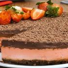 Torta sensação fácil: faça sobremesa deliciosa com morangos