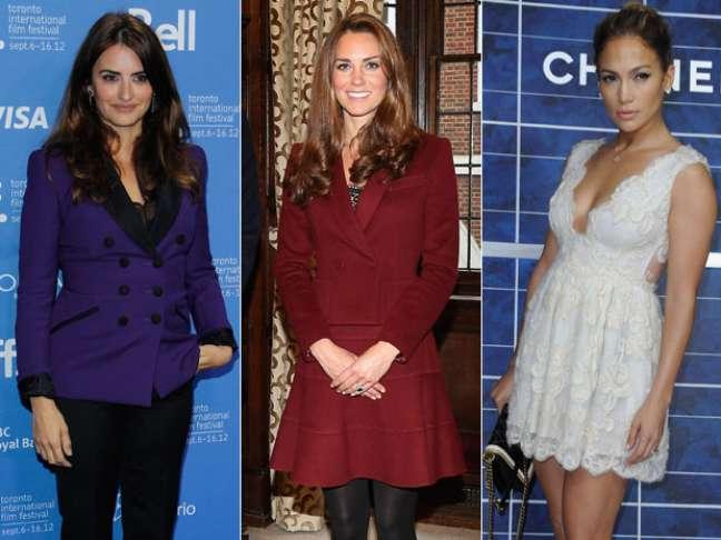 Penélope Cruz, Kate Middleton e Jennifer Lopez já seguiram a dieta Dukan