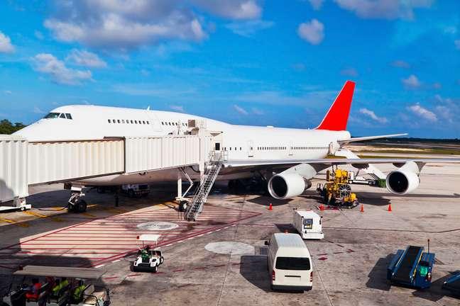 Aeroporto Internacional de Cancún, o segundo mais movimentado do México