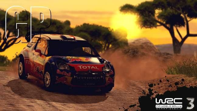 'WRC 3' está disponível para Xbox 360 e PS3