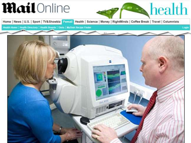 O teste leva apenas alguns minutos e pode ser realizado em consultórios médicos