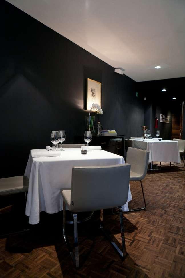 O Pujol, na Cidade do México, é o melhor restaurante do país e tem uma sala privada para reuniões de negócios