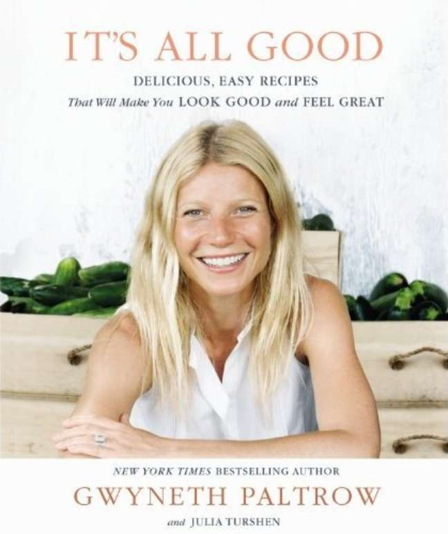 Gwyneth Paltrow decidiu seguir a dieta após descobrir que estava anêmica e com falta de vitamina D