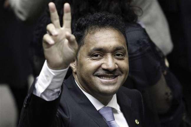 <p>Tiririca, o deputado federal mais votado do País em 2010</p>