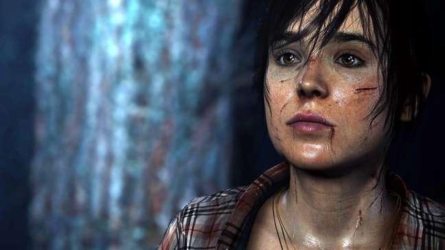 Quantic Dream, desenvolvedora de 'Beyond: Two Souls' (foto), deve lanar jogo chamado 'Singularity' para PS4