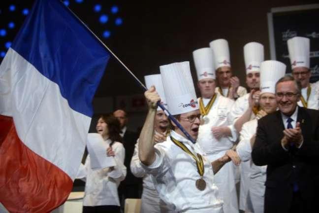 Thibaut Ruggeri é o líder da equipe francesa