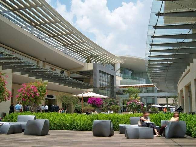 Antara Polanco: centro comercial inaugurado em 2006, destino certo para compras