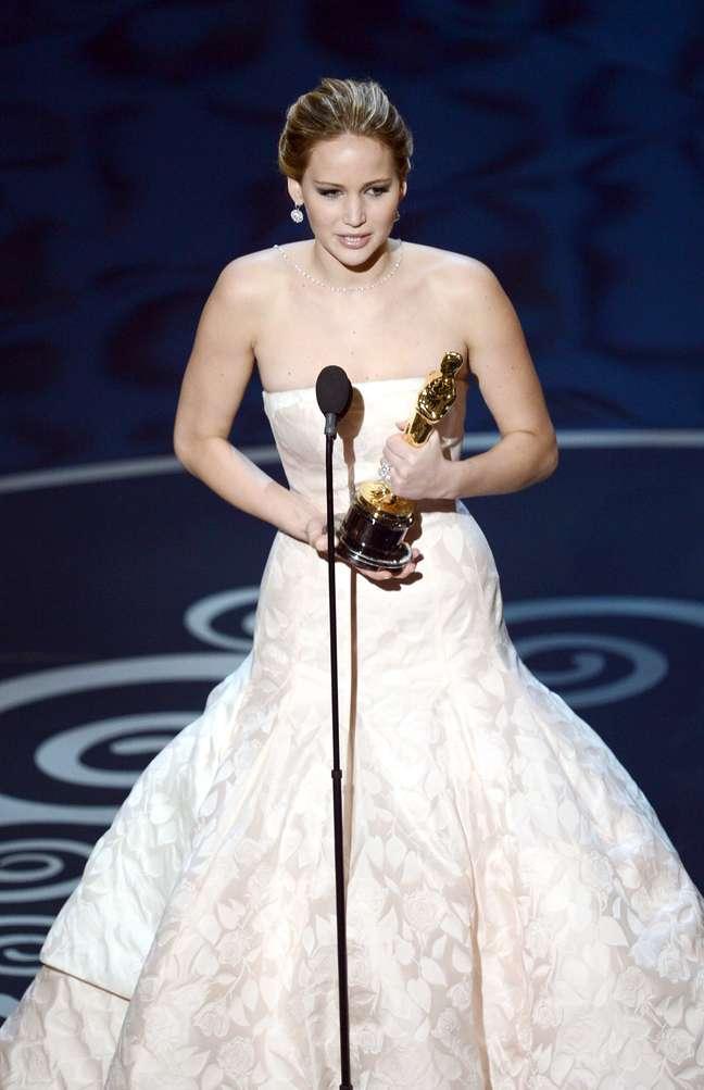 <p>Jennifer Lawrence</p>
