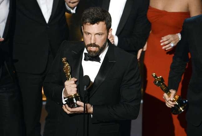 <p><em>Argo</em>, de Ben Affleck, ganhou o Oscar 2013 de Melhor Filme</p>