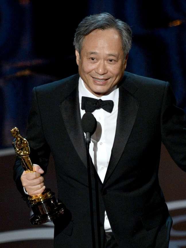 <p>Ang Lee</p>