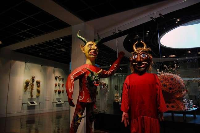 O Museo de Arte Popular é ideal para quem deseja conhecer mais sobre a arte mexicana